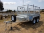 8x5 Tipper Trailers