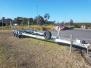 9m Aluminum Boat trailer