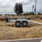 Mini Bobcat Trailers